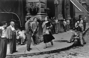 American Girl in Italy, 1951 Copyright 1952, 1980 Ruth Orkin